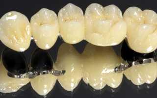 Твердость керамики для зубной коронки