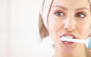 Как чистить зубы при пародонтите