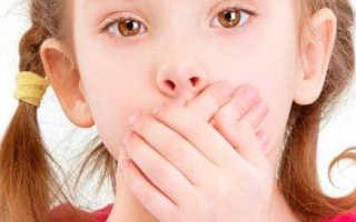 Пародонтит молочных зубов у детей
