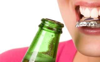 Реставрация скола коронки зуба