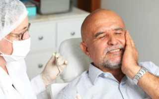Правильно установленная зубная коронка