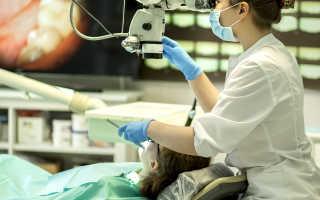 Художественная реставрация зубов при стираемости