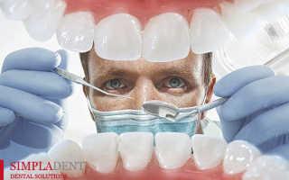 Обтачивание зубов для выравнивания