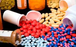 Антибиотики при пародонтозе у взрослых