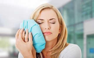 Зубные боли под коронки опухшая