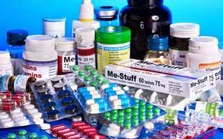 Лекарства от пародонтита лечение