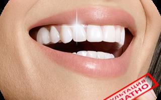 Реставрация зубов убрать щель