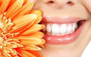 Реставрация зуба керамическим покрытием