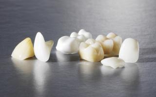 Что такое пластмассовая зубная коронка