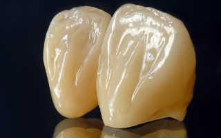 Цирконий зубные коронки акции