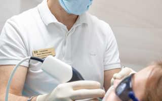 Пародонтит болит зуб при надавливании