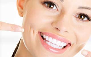 Зубные коронки в нижнем