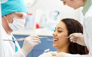Вспомогательное ортодонтическое лечение при заболеваниях пародонта