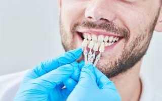 Откололся кусочек зуба реставрация
