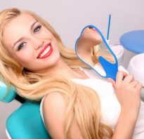 Реставрация зубов с флюорозом до и после