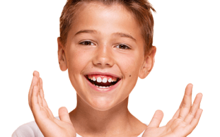 Реставрации фронтальных зубов у детей